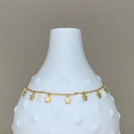 Little Stars Bracelet In Sterling Silver Or 18ct Gold
