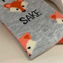 'For Fox Sake' Fox Socks