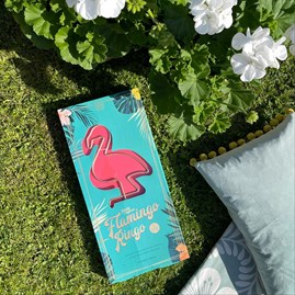 Totally Tropical Flamingo Ringo