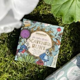 The White Rabbit's Scavenger Hunt Game