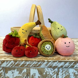 Jellycat Fabulous Fruit Kiwi Soft Toy