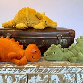 Jellycat Vividie Chameleon Soft Toy