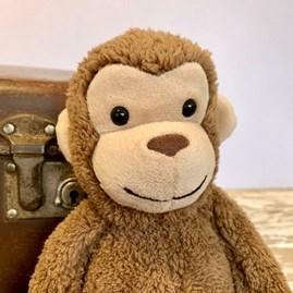 Jellycat Woogie Monkey Soft Toy