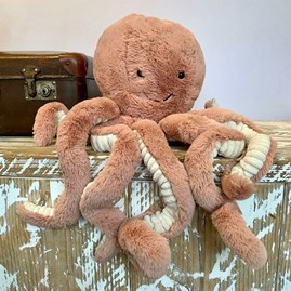 Jellycat Odell Octopus Large Soft Toy