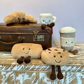 Jellycat Amuseable Coffee-To-Go Soft Toy