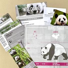 Adopt a Panda Gift Tin