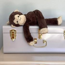 Jellycat Monkey Business Pandy Chimpanzee Soft Toy