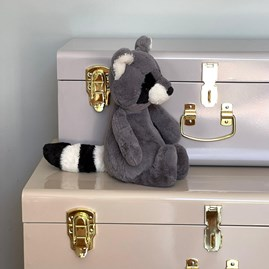 Jellycat Bashful Raccoon Medium Soft Toy