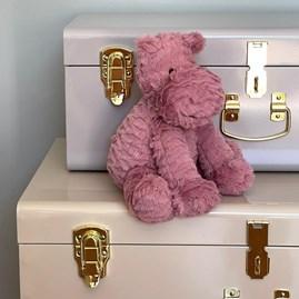 Jellycat Fuddlewuddle Hippo Medium Soft Toy