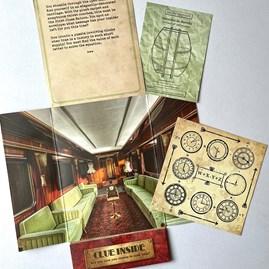 Escape Room Game: Escape From The Starline Express