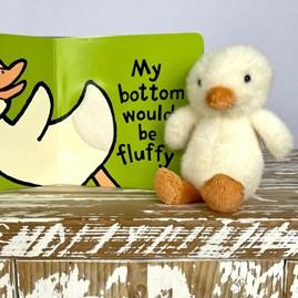 Jellycat 'If I were a Duck' Book
