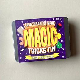 Magic Tricks Tin