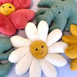Jellycat Fleury Sunflower Soft Toy