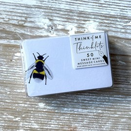 Bee Thinklet Cards Pack of 50