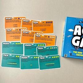 Age Gap Trivia Game