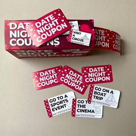 100 Date Night Coupons
