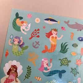 Children's 'Mermaid World' Sticker Activity Set