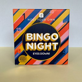 Host Your Own Bingo Night
