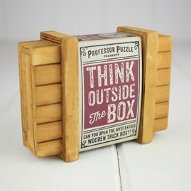 Think Outside The Box Puzzle