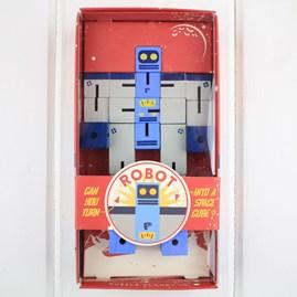 Transforming Robot Puzzle