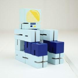 Transforming Astro Puzzle
