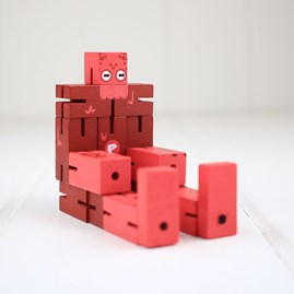 Transforming Alien Puzzle