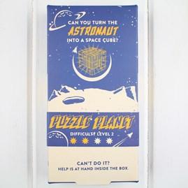 Transforming Astronaut Puzzle