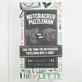 Nutcracker Puzzleman Wooden Puzzle