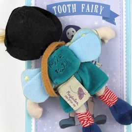 Tooth Fairy Pirate