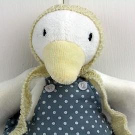 Cuddly Newborn Soft Toy Duck