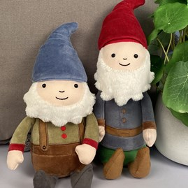 Jellycat Jolly Gnome Jim Soft Toy