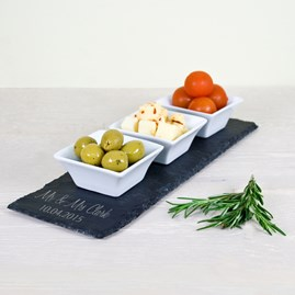 Personalised Meze Serving Platter