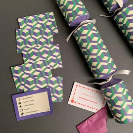 Festive Charades Christmas Crackers