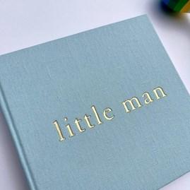 Bambino Linen 'Little Man' Photo Album