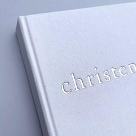 Bambino Linen 'Christening' Photo Album
