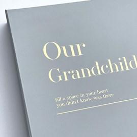 Coffee Table 'Our Grandchildren' Memory Album
