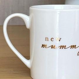 Bambino 'New Mummy' Mug