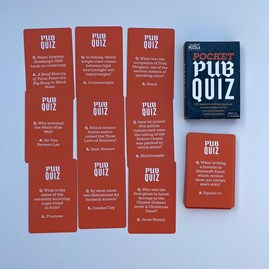Pocket Pub Trivia Quiz Game