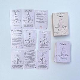 100 Chakra Cards