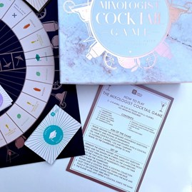 The Mixologist Cocktail Game
