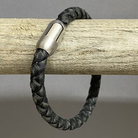Men's Vintage Style Leather Bracelet