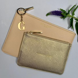 Katie Loxton Personalised 'Wonderful Mum' Perfect Pouch Gift Set