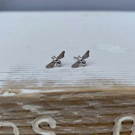 Queen Bee Stud Earrings