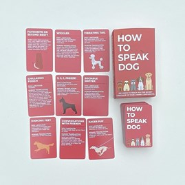 100 How To Speak Dog Cards