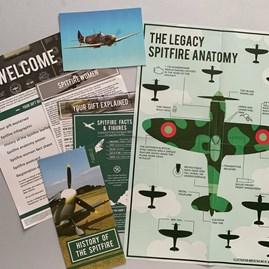 Adopt a Spitfire Gift Tin
