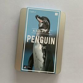 Adopt a Penguin Gift Tin