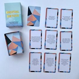 Digital Detox Tech Addiction Cards