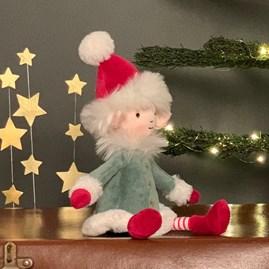 Jellycat Leffy Elf Small Soft Toy