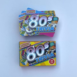 100 Awesome 80's Trivia Questions