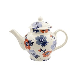 Emma Bridgewater Anemone 3 Mug Teapot